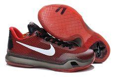 ca0476aa1d5 2015 Nike Zoom Kobe X (10) EM XDR men basketball shoes red black white