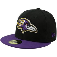 Baltimore Ravens 59FIFTY Hat Baltimore Ravens Hat a9057b1c2a7c