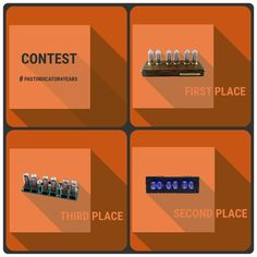 We Giveaway Nixie Tube Clocks To Participate In Our Photo