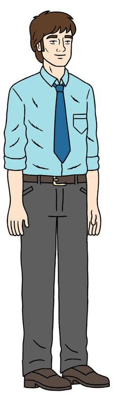 Mark Lilly from Ugly Americans byDevin Clark