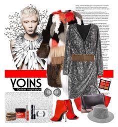 """Yoins....new 39."" by carola-corana ❤ liked on Polyvore featuring Michael Aram, Fendi, Vic Matié, CÉLINE, MAC Cosmetics, L'Oréal Paris, Shiseido, yoins and yoinscollection"
