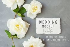 Wedding Mockup Styled Stock Bundle Graphics My goal with this bundle was to provide you with more than one color palette. Its not as appealing t by Wander and Rose Creative Sketches, Pencil Illustration, Best Graphics, Business Card Logo, Watercolor And Ink, Design Bundles, One Color, Free Design, Wander