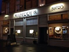 The Mulberry Street