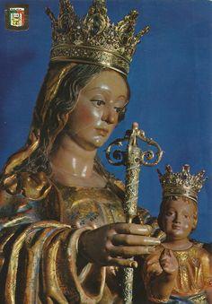 Santa María de la Victoria. Patrona de Málaga. LVA-52