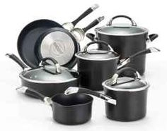 Who knew that there were so many different types of cookware?  Lots of info here on how to find the best cookware set!  http://www.squidoo.com/best-cookware-set-hq
