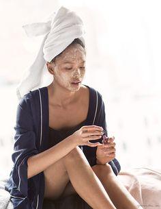 Instant beauty, face mask / Garance Doré