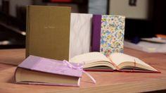 Bella Forte Bookbinding trailer. Visit http://www.bellafortebooks.com