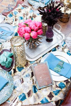 Bohemian / Rock n' Roll / Dinner Party / Kristin Banta Events / R. Jack Balthazar / Bliss & Bone / Scott Clark Photography