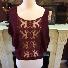 Free people sweater In great condition Free People Sweaters