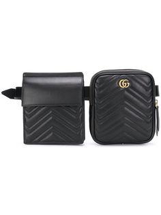 3e81d09ec11c Gucci Sac Banane Marmont - Farfetch. Designer WalletsLeather FashionMan ShopZip  Around ...