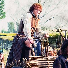 italianoutlanders:  Jamie Fraser from Outlander 1x05 The Rent