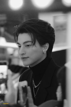 Thai Drama, Cute Actors, Tomboy Fashion, Guys Be Like, Asian Actors, Asian Boys, Actors & Actresses, Beautiful People, Hair Cuts