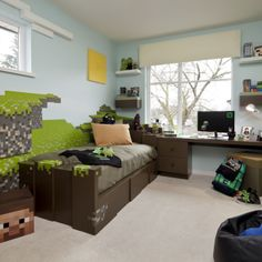 minecraft bedroom | new house | pinterest | minecraft bedroom
