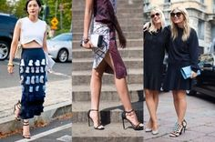 Head over heels: how to match each and every outfit with the perfect heel type - Vogue Australia