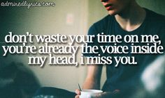 I Miss You- Blink 182