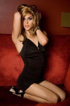 Domino Presley. Beautiful Ladyboy - Ladyboy Blog http://www.ladyboyblog.info/