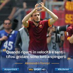 Alessandro #Florenzi #Roma 03mag2015