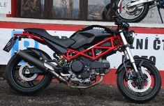 Ducati Monster 695, Ducati Monster Custom, Custom Bikes, Nova, Monsters, Motorcycles, Motorbikes, Custom Motorcycles, Custom Bobber