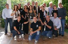 Cata vinos Vintae con el equipo TomeVinos
