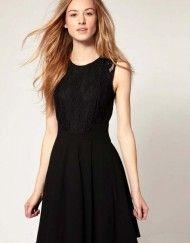 El vestido negro!