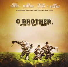 2000: The soundtrack to O Brother, Where Art Thou? was released, which went on to win a Grammy Award for Album of the Year in 2002. Among the artists featured: Emmylou Harris, Alison Krauss, Dan Tyminski, The Whites, Gillian Welch, John Hartford, Ralph Stanley, The Cox Family and Norman Blake. The film written, directed and produced by the Coen Brothers starred George Clooney, John Turturro, Tim Blake Nelson, and John Goodman.