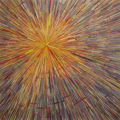 David Poppie turns everyday objects into art