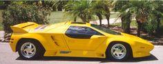 1991 Vector Wiegert Vector W8 Twin Turbo