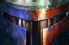 Fett Helmet   Source: signofiq, via 2MORO Comics