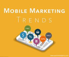 Top 5 Mobile Marketing Trends