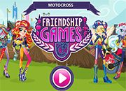 Equestria Girls Friendship Games Motocross