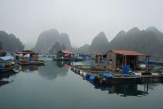 La mer, la montagne, les bateaux de pêcheurs...Que demander de plus