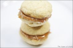 Salted Dulce de Leche Cookies - The Crepes of Wrath