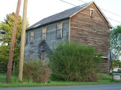 Abandoned home in Saltsburg PA