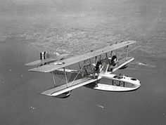 Naval Aircraft Factory PN was a series of open cockpit flying boats of the 1920s and 1930s.