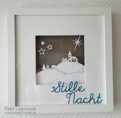 Stamp and Create: Stille Nacht