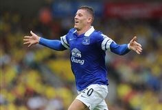 Ross Barkley brilliant as Everton settle for a point vs Norwich.