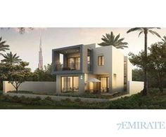 4Bedroom M SIdra Villa for Sale in Dubai Hills with easy Payment Plan