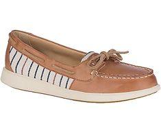 Sperry Top-Sider  Women's Oasis Loft Stripe Boat Shoe