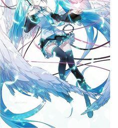 Vocaloid- Miku Hatsune