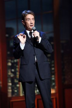 Martin Short is an undeniable legend! - He has got to be my all-time favorite actor! I have a lot of respect for this man! Funniest Stand Up, Stand Up Guys, Martin Short, Stand Up Comedians, Rich Man, Saturday Night Live, Snl, Movie Stars, I Laughed