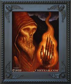 Praying Hands - Chet Zar