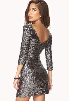 New Year's Eve dress via Little Miss Stylish | Fashion | Pinterest ...