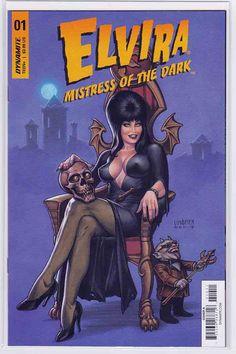 Drawing Comics Elvira Mistress Of The Dark Arte Horror, Horror Art, Mode Pin Up, Cassandra Peterson, Horror Comics, Pulp Art, Pin Up Art, Comic Books Art, Book Art