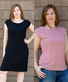 Casual Lady Top & Dress | Go To Patterns