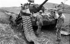 M26 Pershing, Thunder Strike, Patton Tank, M48, Korean War, United States Navy, American Soldiers, Armored Vehicles, Vietnam War
