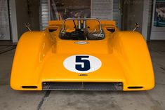 McLaren M8A Chevrolet (Chassis M8A/2 - 2016 Monterey Motorsports Reunion) High Resolution Image