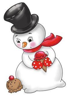 ●‿✿⁀Winter‿✿⁀● Snowman Clipart, Christmas Clipart, Christmas Printables, Christmas Pictures, Christmas Snowman, Christmas Time, Christmas Crafts, Merry Christmas, Christmas Decorations