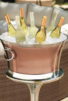 Optima Beverage Tub is great for entertaining this summer!
