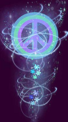 ⊰❁⊱ Mandala ⊰❁⊱  ☮✌~Paz~✌☮ ❤~ AMOR ~❤  ❤☮✌Peace☮✌❤