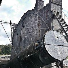 The Great Telescope at Birr Castle  #telescope #astronomy #Birr #Irish #Ireland #Eire #instatravel #travel